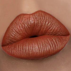 Gerard Cosmetics matte liquid lipstick - mudslide